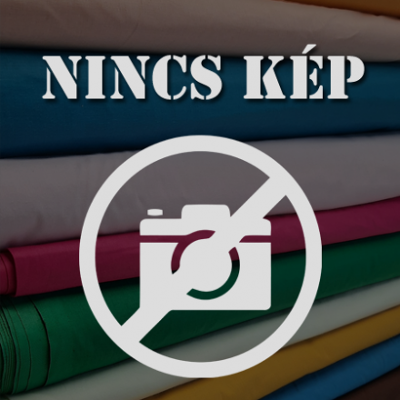 Dupla falú pamut vászon bevásárló táska,vállra akasztható ,kék virág